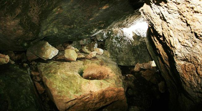 Grotta dei Briganti San Rufo